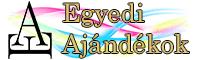 Egyedi ajándékok logo