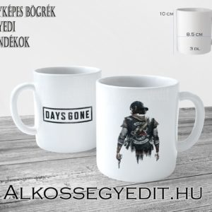 Days Gone Bogre