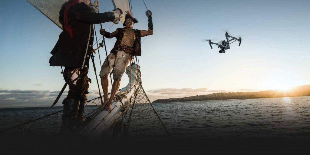 Drónos 4k légi felvétel