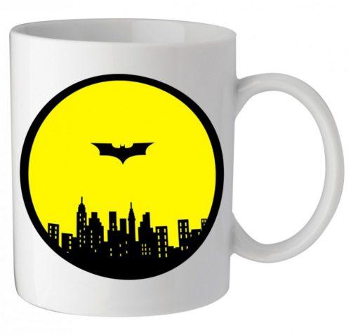 Batman Sarga Fekete