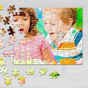 Puzzle A5-A4 méretben