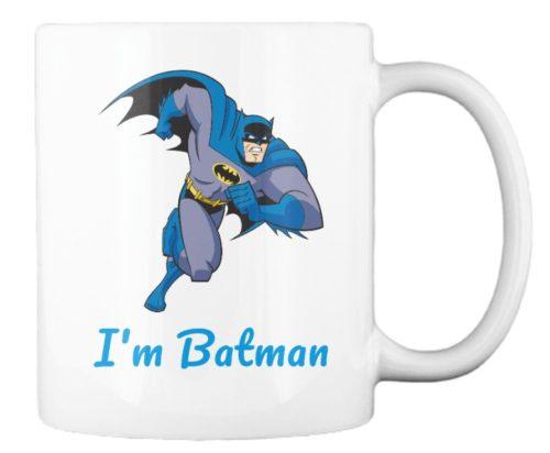 I Am Batman