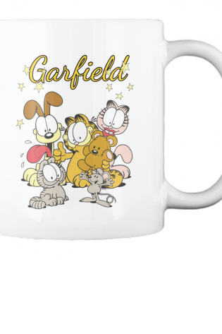 Garfield és barátai