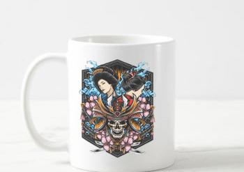 Samurai Skull Baloldal