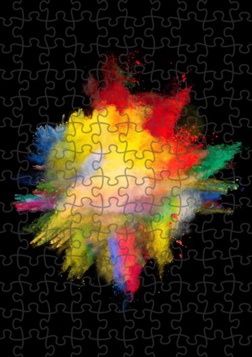 Puzzle Robbanas