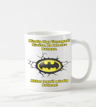 Legyel Batman Jobboldal