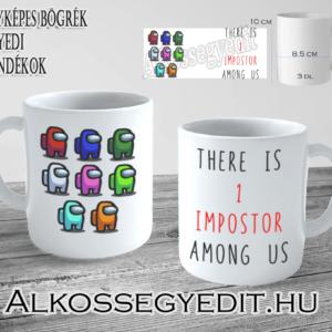 One Impostor Au Alkossegyedit