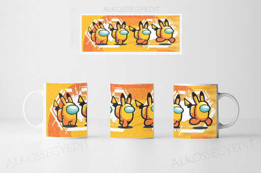 Pikachu Alkossegyedit