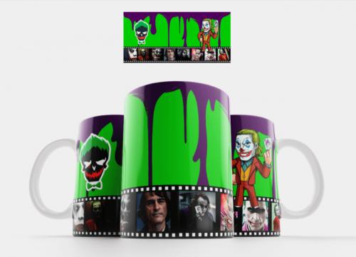 Joker V1 Terv