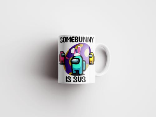 Somebunny Is Sus Among