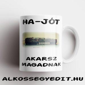 Hajot Akarsz