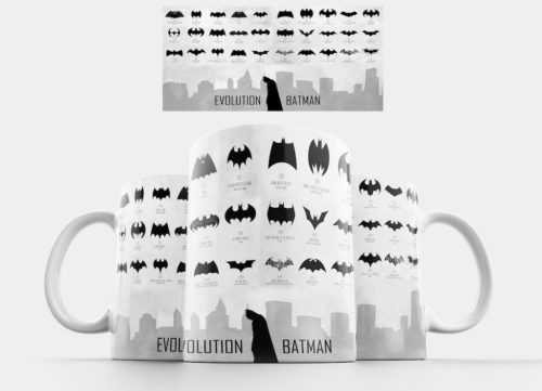 Evolution Batman