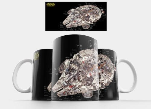 Star Wars Millennium Falcon