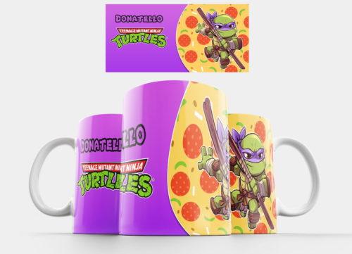 Tini Nindzsa Donatello