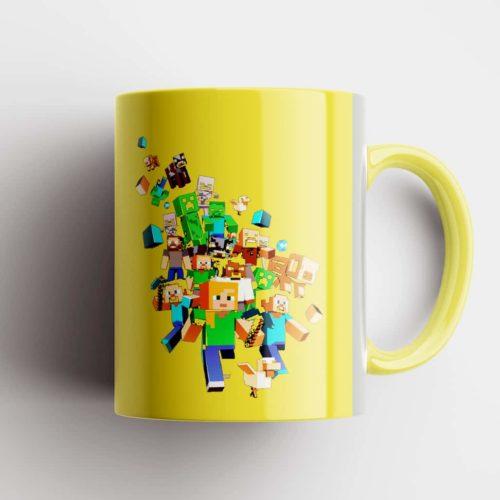 Minecraft Egyedi Gen 2